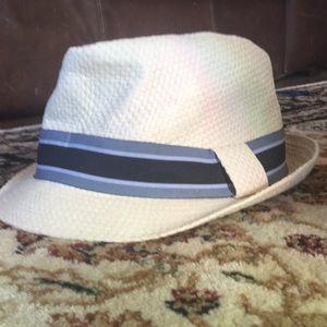 a49ab5d0ceacb Straw Fedora Hat